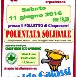 Polentata Solidale