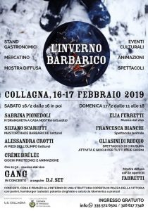 L'inverno Barbarico a Collagna