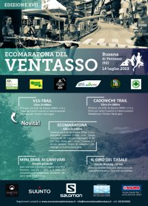 17° Ecomaratona del Ventasso