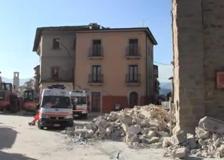"""Terremoto nel Centro Italia """"L'Appennino si mobiliti"""""""