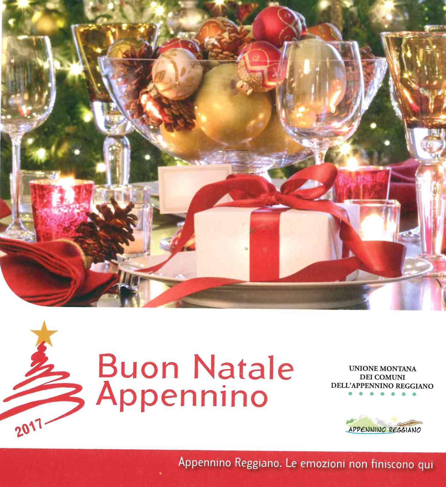 Buon Natale Ornament.Buon Natale Appennino 2017 La Via Dei Presepi Comune Di Ventasso
