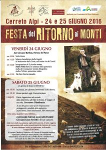 Festa del Ritorno ai Monti